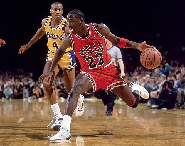 a report of michael jordan as the greatest player in the history of the nba Five nba most valuable player the chicago tribune did an in-depth report on what jordan's tongue 11 things you didn't know about michael jordan.